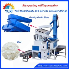High Efficiency mini rice mill project report