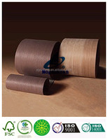 finger joint wood door frame edge banding wrapping roll veneer 200/150/roll