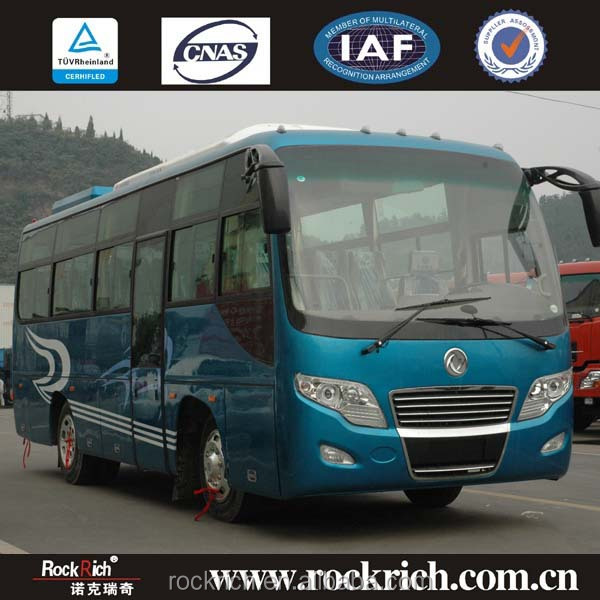 Bus color design manual Euro III coach bus 35 seater bus
