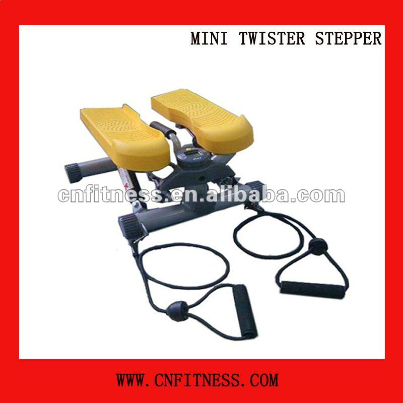 As Seen On TV Exercise equipment Stepper Leg Exerciser With Resistance Band For Sale