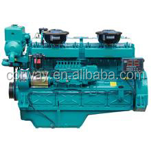 100 Hp Strong Power 3 cylinders marine diesel engine