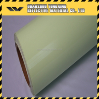 High Quality Reflective Material Night Glow Film