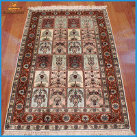 hand woven silk oriental carpets london for sale