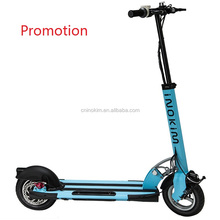 2 wheels lithium battery scooter with big wheels for adults