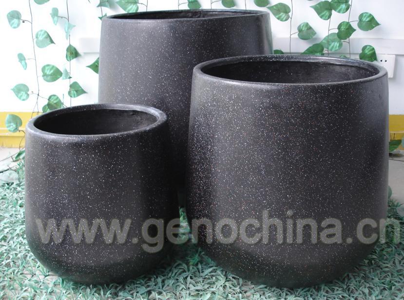 gris clair lavage b ton jardin jardini re pour pot de. Black Bedroom Furniture Sets. Home Design Ideas