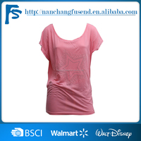 Factory high quality sex women T-shirt xxxl