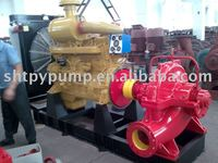 DIESEL ENGINE DRIVE FIRE PUMP