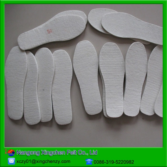 Bottom Felt Heating Warm Insoles