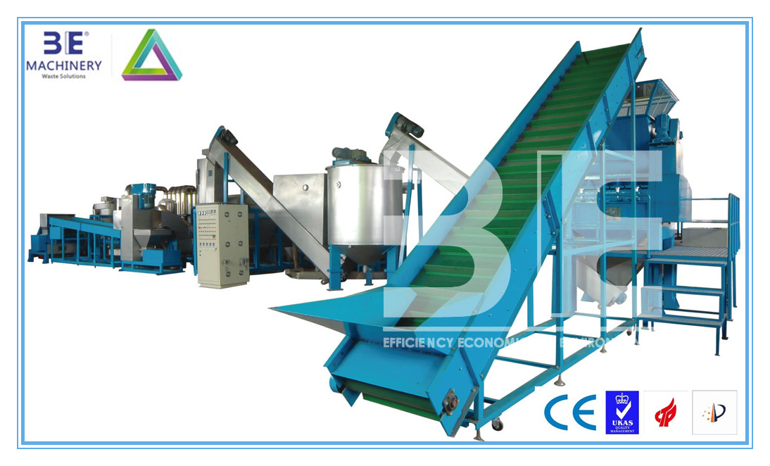 High Efficient of 3E's Plastic Film Recycling Machine/Plastic Fim Washing Machine/Film Recycling Machine, for sale