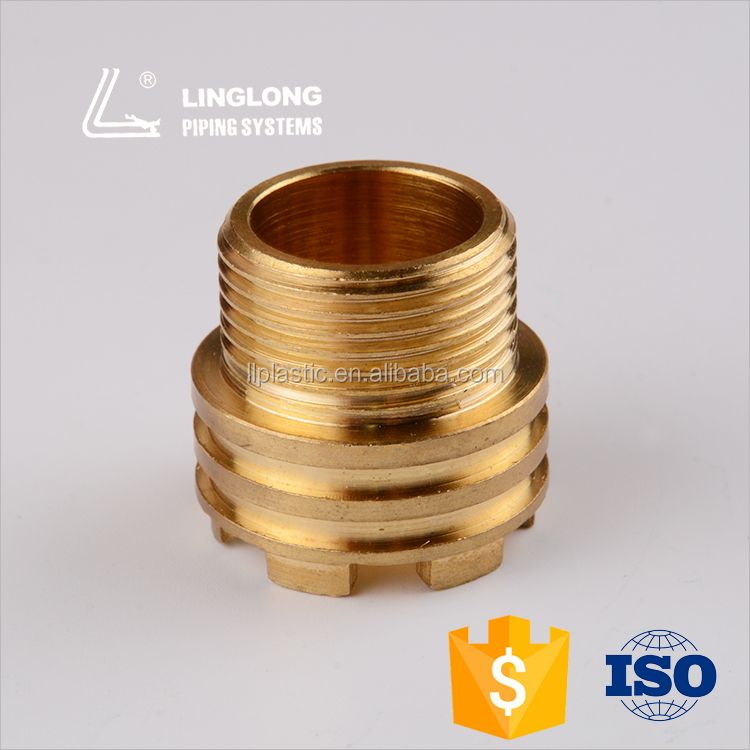 brass male insert for ppr fittings