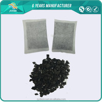 Remove Formaldehyde Agent wooden coconut activated carbon granular filter deodorizer for alcohol purification