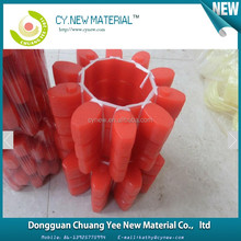 High quality PU plum blossom pad coupling rubber cushion