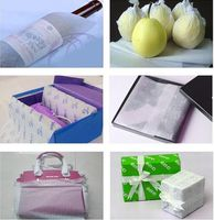 Customized wrapping tissue paper with company logo paper mill