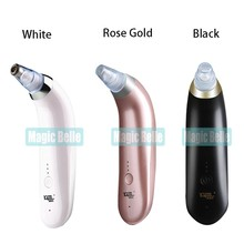 Rechargeable Blackhead Removal Diamond Microdermabrasion Machine Vacuum Suction Pores Cleaning Machine