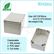 140*105*82mm ip65 ABS plastic waterproof electrical junction box Terminal waterproof enclosure