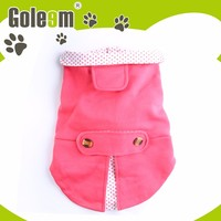 Popular Luxury Soft Colorful dog clothes patterns