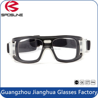 Factory online wholesale shatterproof sport glasses basketball football horse riding body transparent lab safety goggles