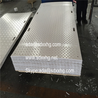 High Density Polyethylene HDPE Ground Protection Mats outdoor events mats