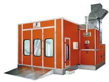 Factory direct supply high quality car painting room spraybooth