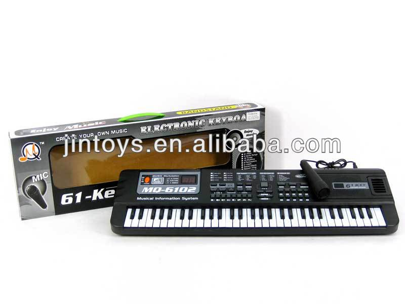 Newest 61 Keys Electronic Organ,Multifunction Electronic Organ Keyboard