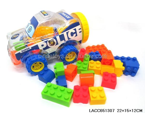 Magical Plumbing Trap Blocks Plastic Insert Block Kid