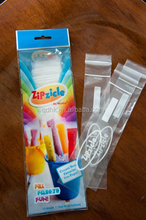 ice pop/ice cream packaging bags