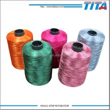 Glow in the dark /photoluminescent polyester embroidery thread