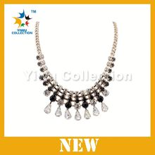 Fast delivery New design fashion elsa princess necklace