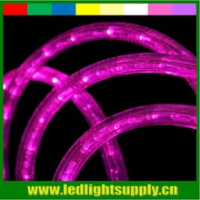 China factory direct price 12v 2 wire 10mm car led rope waterproof IP65 outdoor lighting