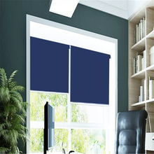 Auto turkish luxury curtains roller blinds for sitting room with curtain fabrics in italy