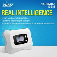 New generation cellphone 2g1800mhz 4g indoor signal receiver repeater home/office/basement use