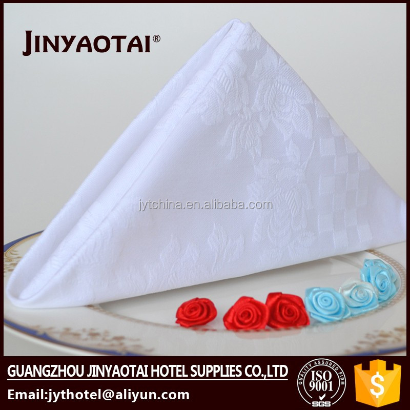 factory price linen flax table napkin for wedding