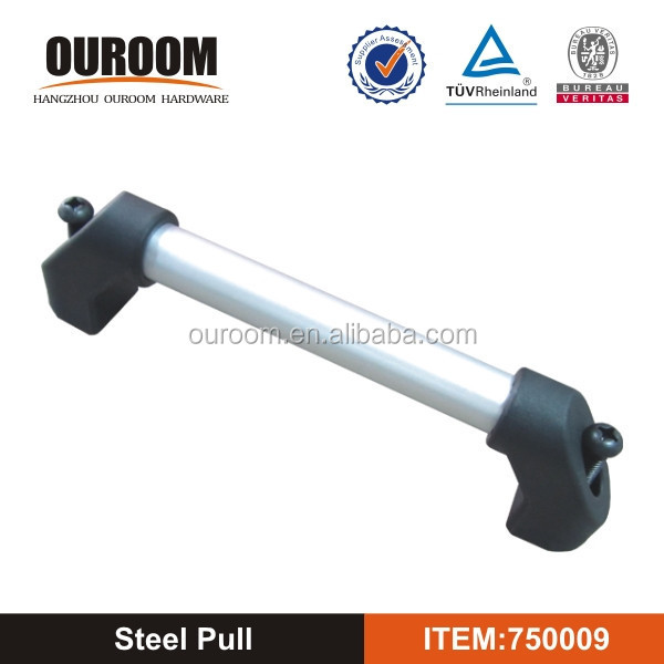 Aluminum Tube Handle with Reamed Hole