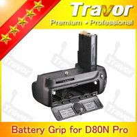 For Nikon D80 D90 DSLR Portable Battery Grip