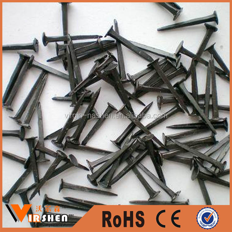 Bulk Different Size Lag Wood Screwnail black Shoe Tack Nails