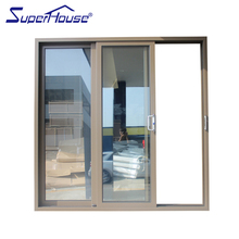 AS2047 Automatic Decorative Grilles Sliding Doors
