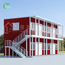 Easy Assemble and Desassemble Prefabricated Container Office Building