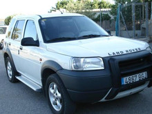 Land Rover Freelander Excursion 2.0 TD4 S