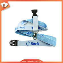 Short time delivery promotional price lanyard strap