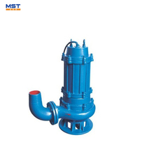 Cast Iron WQ Sewage Centrifugal Submersible Electric Pump