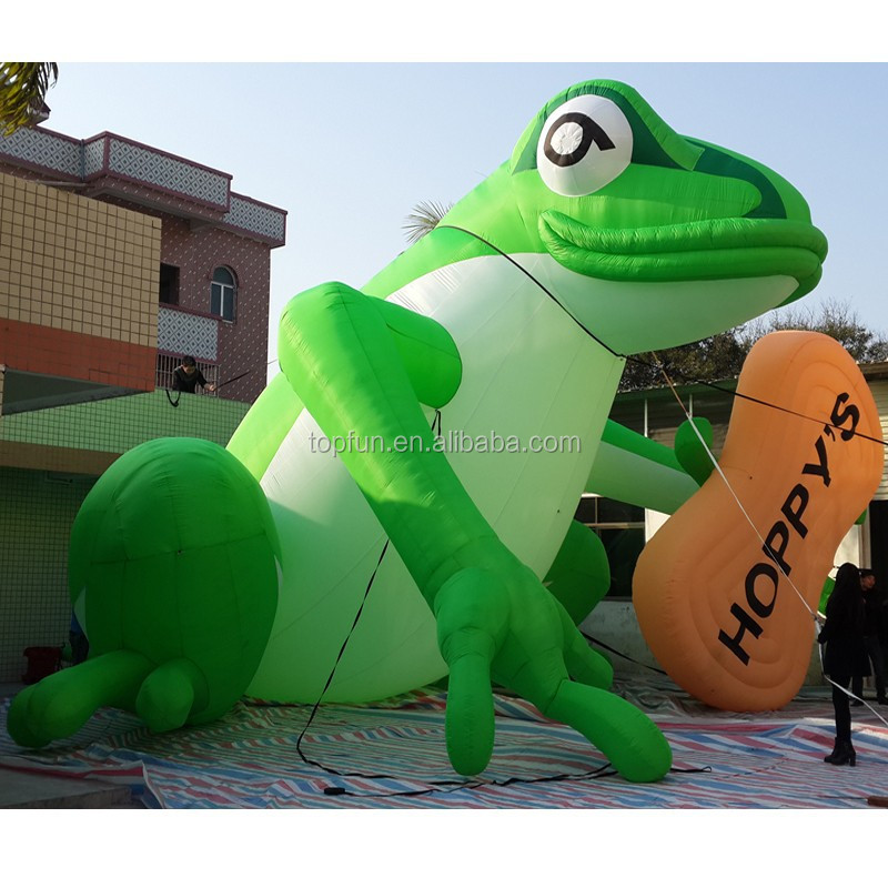 Giant promotion inflatable air model characters