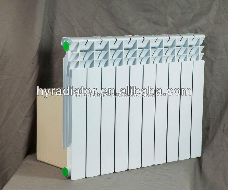 low consumption bimetal radiator