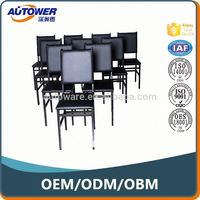 Black Friday New Style Cheapest Modern metal chair frames