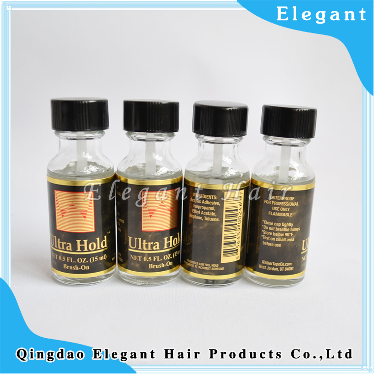 Top Grade Lace Wig Glue Ultra Hold Liquid Adhesive For Human Hair