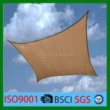 Used for Protection from Sun with UV added Sail Shade