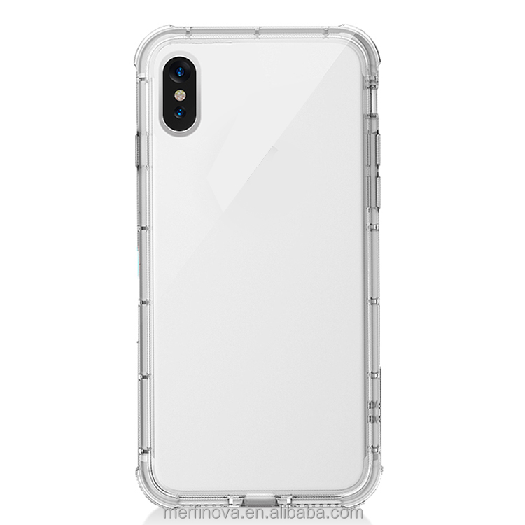 For <strong>iphone</strong> x case , factory price anti-drop soft TPU case for <strong>iphone</strong> x case clear