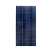 300w CE UV electric motor solar panel with mounting feet