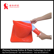 WHOLESALE FACTORY SUPPLY PVC ROAD SAFETY CONES
