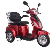 electric moped three wheeler tricycle scooter motorcycle for passenger