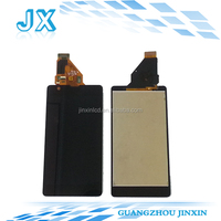 For sony C5502 C5503 M36h lcd screen with digitizer assembly